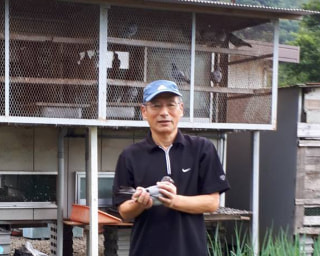 趣味のピジョンスポーツ 第11回「目標は国際委託鳩舎での優勝」 坂東泰宏鳩舎
