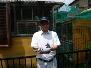 趣味のピジョンスポーツ 第8回「速報のトップで名前を見た時、何かの間違いかと…」坂本幸也鳩舎