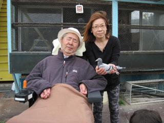 趣味のピジョンスポーツ 第9回「大空を舞う鳩に、夢を託して…」 須田明雄・広子夫妻