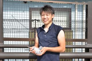 趣味のピジョンスポーツ 第7回「山梨鳩界の希望」小口兼司 鳩舎
