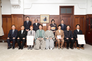協会会員が「平成30年度 京都市芸術文化特別奨励者」に認定
