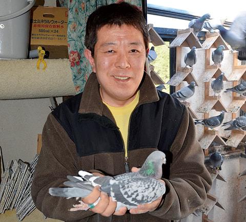 趣味のピジョンスポーツ 第5回「子供の頃から共にある、鳩はファミリーの一員」伊桜大介鳩舎
